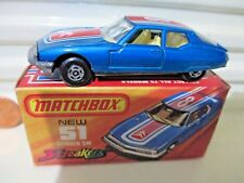 Lesney Matchbox 1971 MB51B BLUE CITROEN SM Mint in a Near Mint Picture Box
