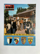 vie du rail 1977 1601 BDZ BALGARSKI DARZHAVNI ZHELEZNITSI SCHILTIGHEIM BISCHHEIM