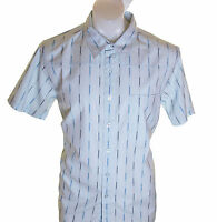 Bnwt Men's Authentic Oakley Repeat Short Sleeve Shirt Medium Large True Fit