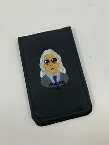 Sunfish Score Card Holder Ric Flair Woo! Comedy Eastbound Down Wrestling A081