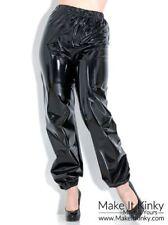 PVC Jogging Trousers - Plastic Bottoms - PVC U Like Shiny
