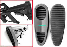 6 Position Anti-Slip Stealth Rubber On Rubber Butt Pad Combat Stand Holder#987