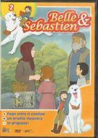 BELLE & SEBASTIEN vol. 2 - DVD PAL ITA Abbinamento Editoriale