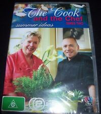 The Cook And The Chef (Maggie Beer) Summer Ideas Series 2 (Aust Reg 4) DVD New