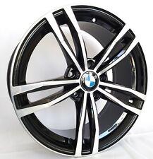 4 CERCHI IN LEGA M 8 + 9  X 19  PER BMW SERIE 3 E46 E90 93 F30 31 COUPE TOURING