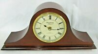 Strausbourg Manor Quartz Westminster Chime Mantle Clock FAST SHIPPING!