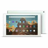 "NEW Amazon Fire HD 10 Tablet W/ Alexa 10.1"" Display 32 GB (9th Gen) -White"