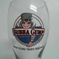 Bubba Gump Shrimp Co New York Times Square Pilsner Glass