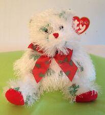 "Ty Punkies Lil' Santa Claws the Bear 8.5"""