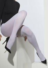 Adult Size Ladies White Tights