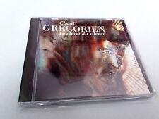 "CD ""CHANT GREGORIEN LE CHANT DU SILENCE"" CD 19 TRACKS"