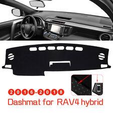 Dashmat for TOYOTA RAV4 2013-2018 Dashboard Mat Cover Noslip UV Block Protector