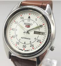 Vintage Seiko 5 wristwatch