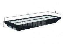 Luftfilter für Luftversorgung KNECHT LX 4053