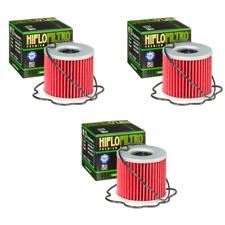 Hiflofiltro HF133 Oil Filter 3 Pack Suzuki GS250, GS400E, GS1000, GS400