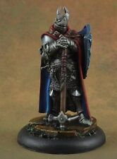 Captain Kelian Durak from Rackham Confrontation painted miniature, D&D character