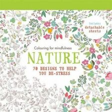 Nature: 70 designs to help you de-stress by Octopus Publishing Group (Paperback, 2015)