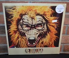 FOREVER CAME CALLING - Contender, Limited CLEAR/ORANGE VINYL + Download NEW!