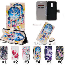 PU Leather Magnetic Flip Wallet Stand Cover For LG k8 k10 Stylo 4 G8 ThiQ