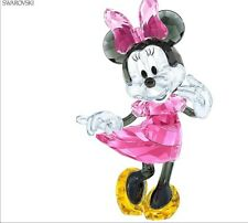Swarovski Disney Minnie Mouse Figurine #5135891 Nib