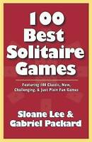 NEW 100 Best Solitaire Games by Sloane Lee