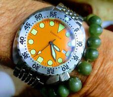 Irreantum Magellan Dive watch Orange Dial - Final price reduction! Ending soon.