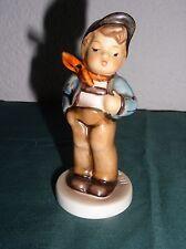 "Hummel Goebel Figurine, Club Piece 1992/93 ""Lucky Fellow"", Tmk 7, 3.5"" Hum560,Wb"