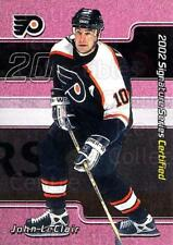 2001-02 BAP Signature Series Certified 100 #17 John LeClair