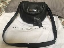 MARC By Marc Jacobs New Q Perforated Natasha Leather Crossbody Bag