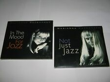 IN THE MOOD FOR JAZZ & NOT JUST JAZZ by MARIANNA KAZENNAYA - 2 NEW / SEALED CDs