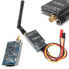 TS832 FPV 5.8G 48CH 600mw Wireless Audio/Video Signal Transmitter with Antenna