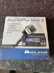 midland alan 48 cb radio