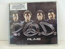 CD 4 titres P.O.D. Alive ATO119CD
