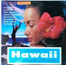 HAWAII  - GNP LABEL - V.A. - RAY KINNEY, KALANI BRIGHT, POKIPALAS - SEALED LP