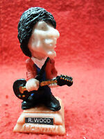 Ron Wood Figure Rock  Music collectible miniature Rolling Stones