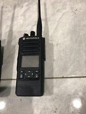 Motorola DP4601e MOTOTRBO UHF  Portable Radio