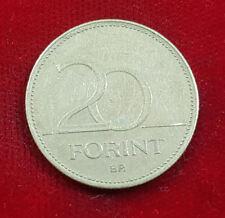 2004 Ungarn Hungary 20 Forint Münze Coin MAGYAR KÖZTÁRSASÁG