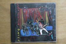 Sting  – Bring On The Night  (C231)