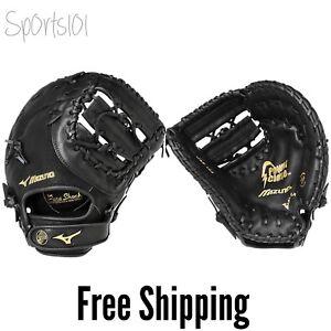 "Mizuno Baseball GXF102 Youth Prospect First Baseman Mitt 12.5"" 312110"