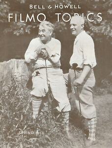 Bell and Howell FILMO TOPICS Spring 1933 (NR)