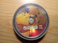 Tarrina 10 DVDs -R Winnie the Pooh 8x 4,7GB 120min