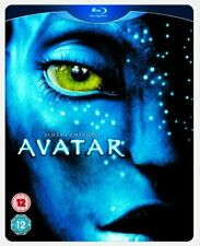 Avatar: Limited Edition Steelbook [Blu-ray] -  CD UIVG The Fast Free Shipping