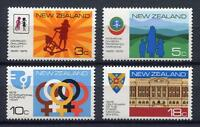 34526) New Zealand 1975 MNH Anniversaries 4v