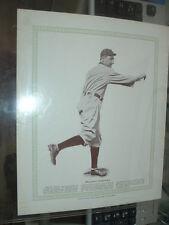 1929 - 1933 Blum's Baseball Bulletin William Donovan Premium