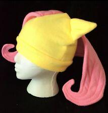 Fluttershy My Little Pony Hat Handmade