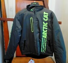 2018 Arctic Cat Champion Advantage Jacket Gray/Green  Part #5280-002 Men's Med