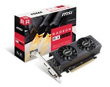 Msi - RX 550 4GT LP OC - Grafikkarten - Radeon RX 550 - 4GB GDDR5 - PCIe 3. NEW