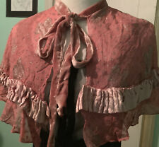 Attractive Ladies Vintage Cape