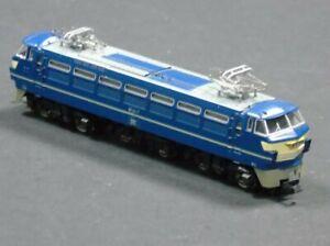 9151 Tomix Tomy N Gauge Model JR Electric Locomotive Type EF66-27 Wrong box