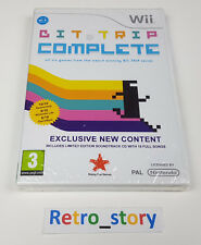 Nintendo Wii Jeu - Bit Trip Complete dans L'emballage Utilisé